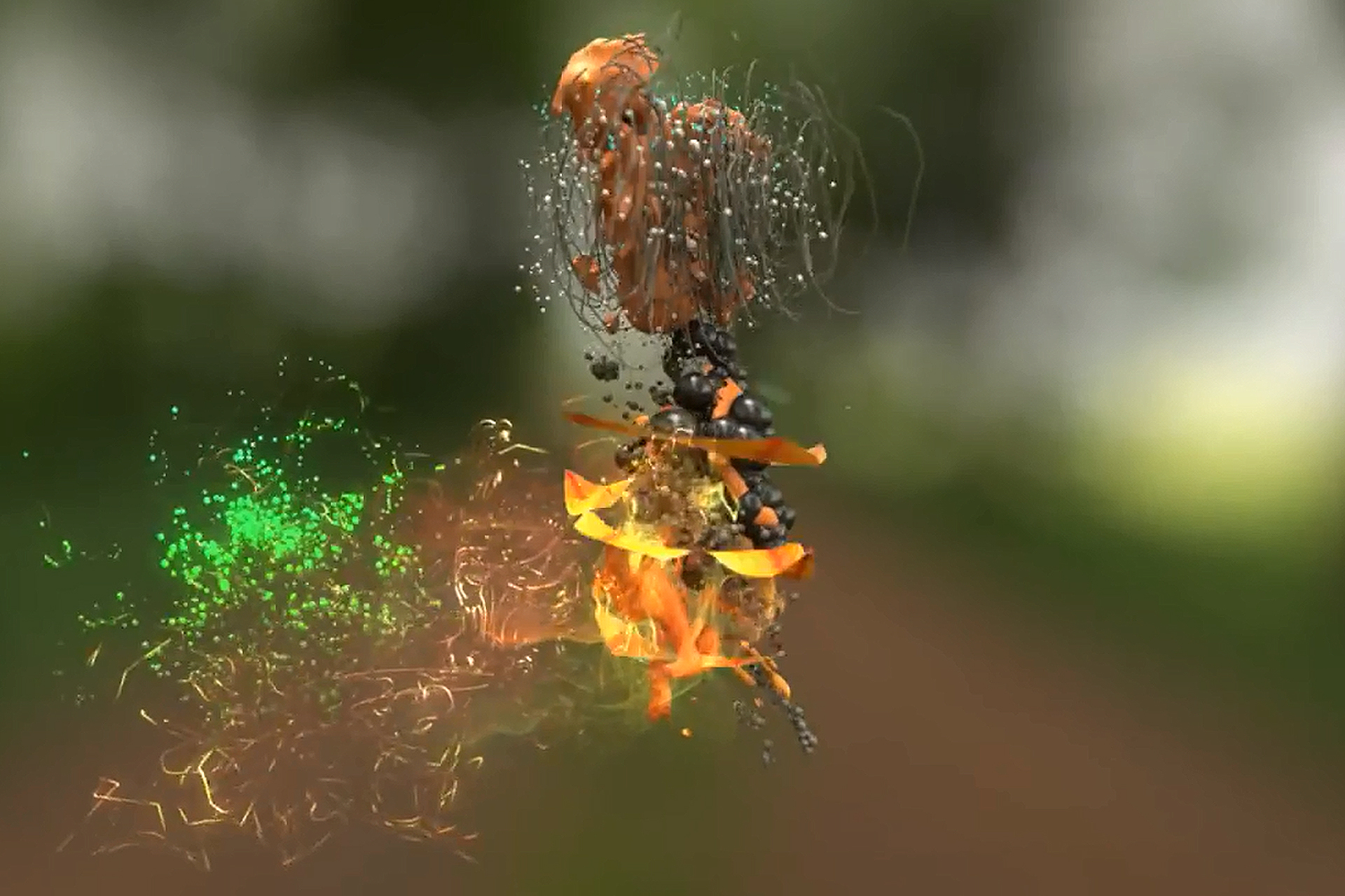 Art+Science in Motion
