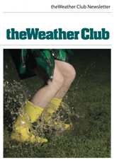 the weather club cover